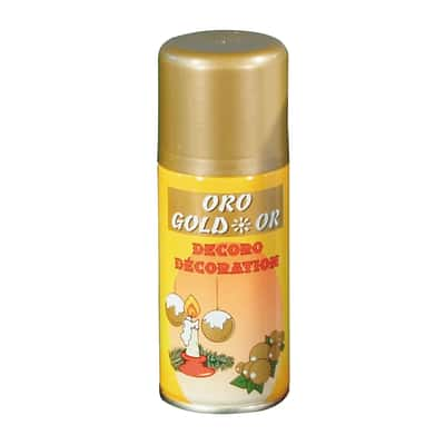 Spray oro