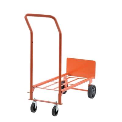 Carrello portatutto ad utilizzo verticale ed orizzontale, portata 200 kg