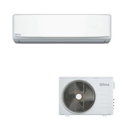Climatizzatore fisso inverter monosplit qlima qlima s 3925 for Condizionatori leroy merlin