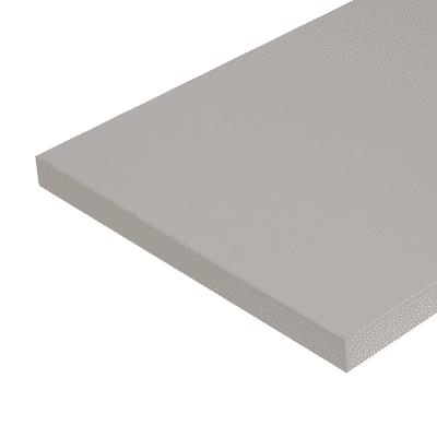 Pannello melaminico beige cachemire 25 x 600 x 1000 mm