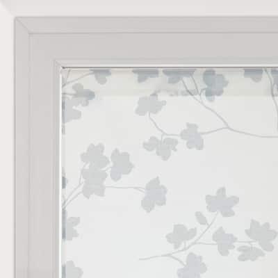 Tendina a vetro per finestra Lilly panna 90 x 160 cm