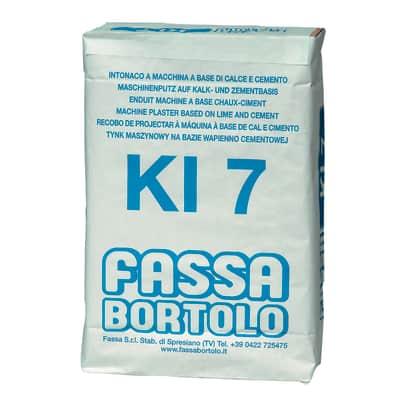 Intonaco KI7 Fassa Bortolo 25 kg