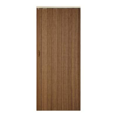 Porta a soffietto golden oak grano l 85 x h 214 cm prezzi for Brico porte interne