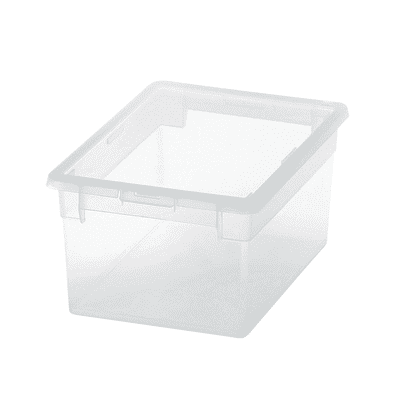 Scatola Light Box M/2 L 19,5 x P 28 x H 13,2 cm trasparente