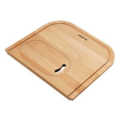 Tagliere per lavello Titan L 37,5 x P 44,5 x H 2 cm