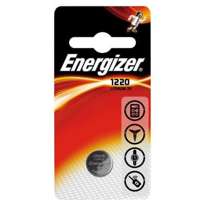 Pila a bottone Litio CR1220 Energizer