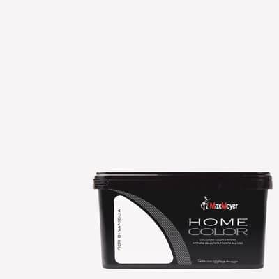 Idropittura lavabile Home Color fiore di vainiglia 2,5 L Max Meyer