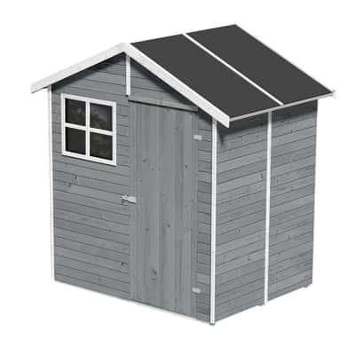 casetta in legno Portofino 2,14 m², spessore 14 mm