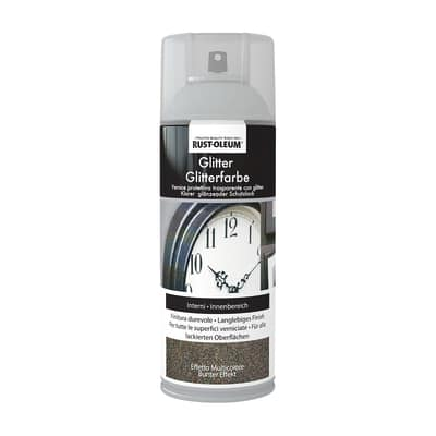Smalto spray Gliitter Rustolium multicolore brillante 400 ml