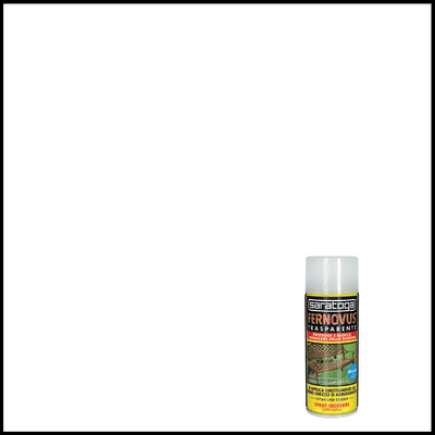Smalto per ferro antiruggine spray Fernovus incolore brillante 0,4 L