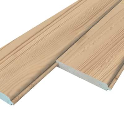 Listone sottotetto abete grezzo naturale 20 x 150 x 2000 for Listone sottotetto