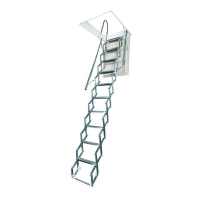 Scala retrattile aci svezia 70 x 90 cm prezzi e offerte for Scale alluminio leroy merlin
