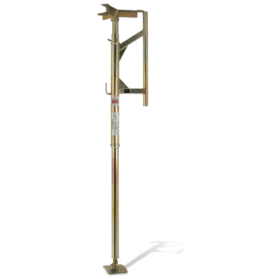 Puntello per elevatore H 233/318 cm, portata massima 200 kg