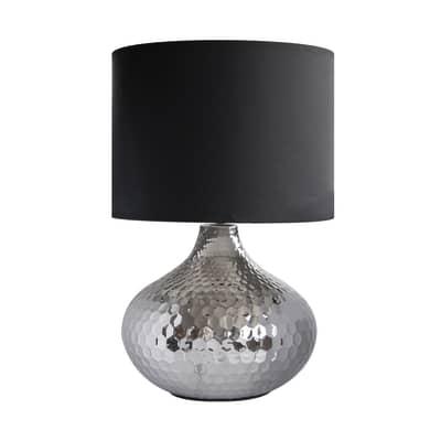 Lampada da tavolo Bangalore nero