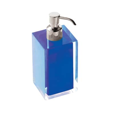 Dispenser sapone Rainbow blu