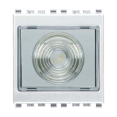 Torcia emergenza a LED estraibile Vimar bianco