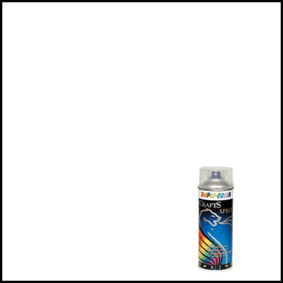 Smalto spray Craft trasparente brillante 400 ml