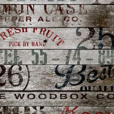 Carta da parati assi di legno multicolor 10 m prezzi e for Carta da parati catalogo online