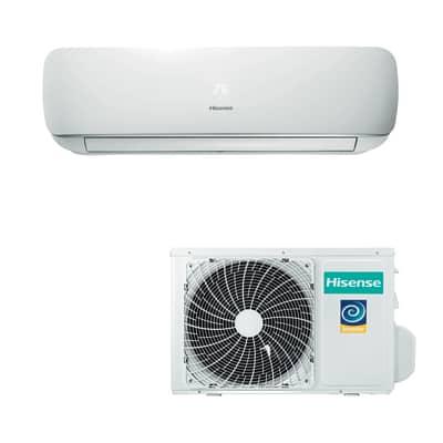Climatizzatore fisso inverter monosplit Hisense Mini Apple Pie AST-09UW4SVETG10 2.5 kW