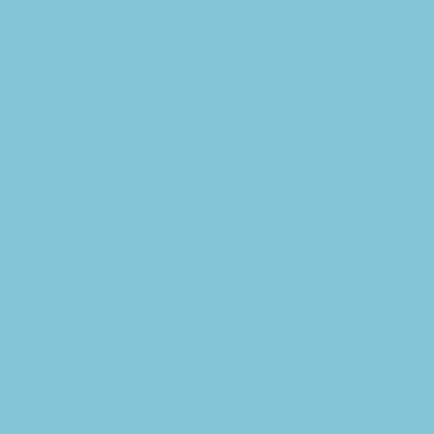 Tester idropittura murale Mano unica Blu Blu 6 Luxens