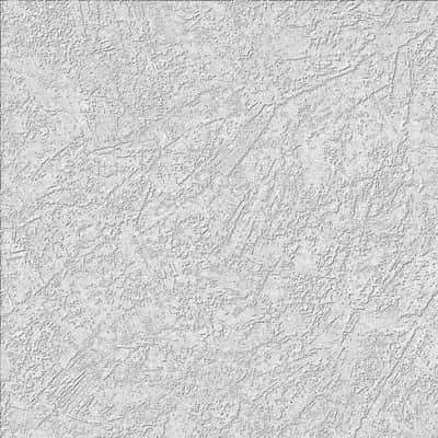 Carta da parati Graffiato bianco 10 m