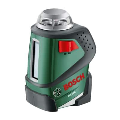 Livella laser rotativa multifunzione Bosch PLL 360