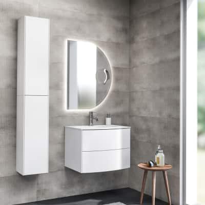 Mobile bagno Soho bianco L 60 cm prezzi e offerte online | Leroy Merlin