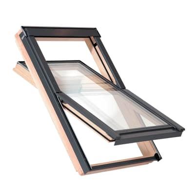 Finestra per tetto aax m6a 78 x 118 cm prezzi e offerte for Finestra velux ggl 404