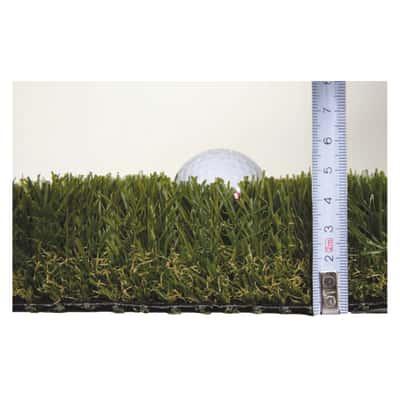 Erba sintetica al taglio Premium L 0,4 x H  2 m, spessore 50 mm