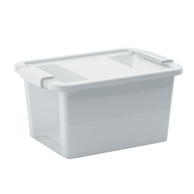 Scatola Bi Box S L 36,5 x P 26 x H 19 cm bianco