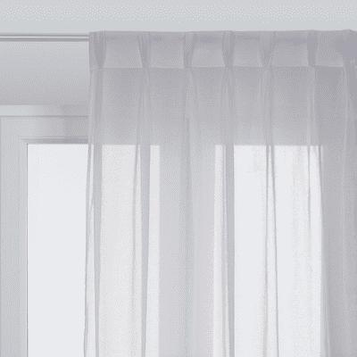 Tenda Elisa grigio 140 x 280 cm