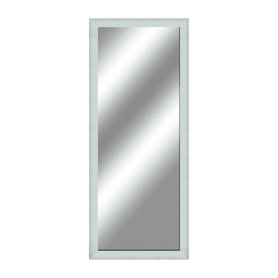 specchio da parete rettangolare Sibilla bianco 70 x 90 cm prezzi e ...