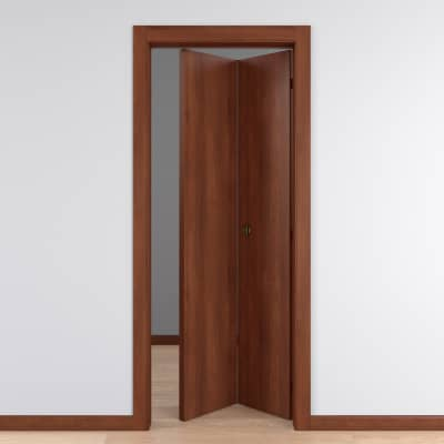 Porta da interno pieghevole Schubert 70 x H 210 cm reversibile