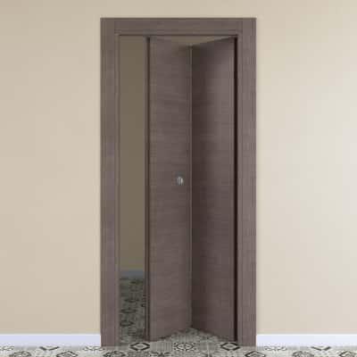 Porta da interno pieghevole Autumn 70 x H 210 cm dx