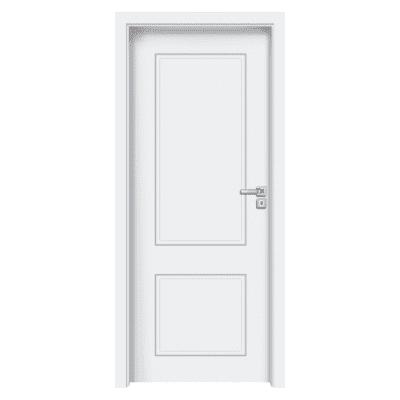 Porta da interno battente Samui bianco 60 x H 210 cm dx
