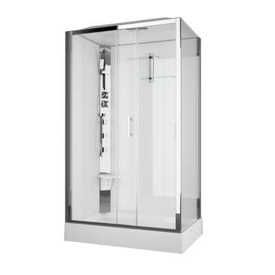 Cabina idromassaggio Royal 120 x 80 cm dx