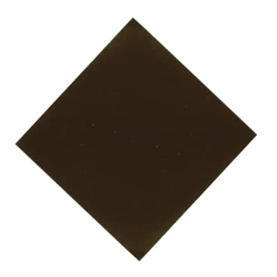 Lastra vetro sintetico fumè 1000 x 500  mm, spessore 5 mm