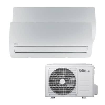 Climatizzatore fisso inverter dualsplit Qlima SM 38 DUO 2.5 + 3.5 kW