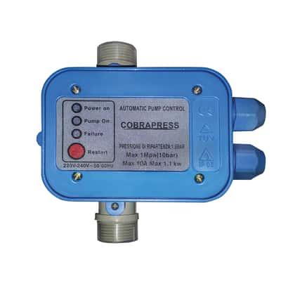 Regolatore elettronico per pompe