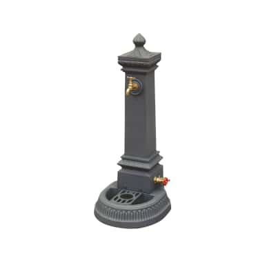 Fontana a colonna milano smart antracite prezzi e offerte online leroy merlin - Leroy merlin fontane per giardino ...