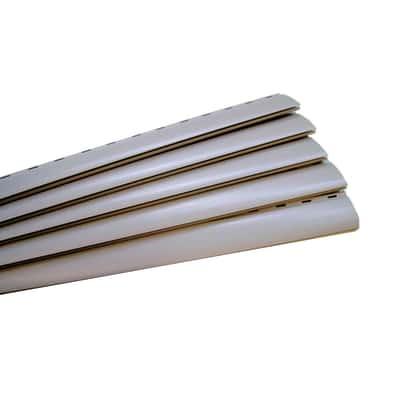 Kit di aste 173 x 25 cm grigio