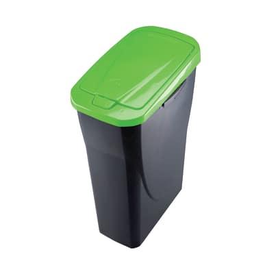 Pattumiera Ecobin 25 L verde
