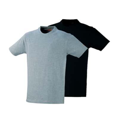 T-shirt Kapriol grigio, nero tg. XL
