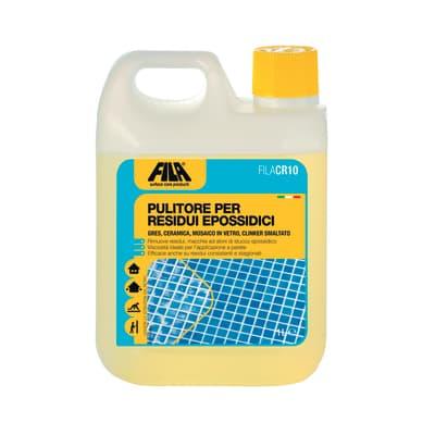 Pulitore per stucchi epossidici Fila CR10 1000 ml