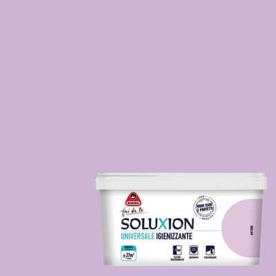 Idropittura  igienizzante antimuffa Soluxion timo 2,5 L Boero