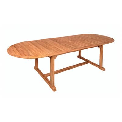 Tavolo allungabile Bilbo, 180 x 95 cm