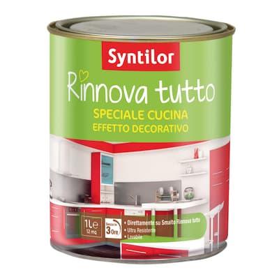 Vernice Rinnova Tutto Syntilor Trasparente Laccato 1 L