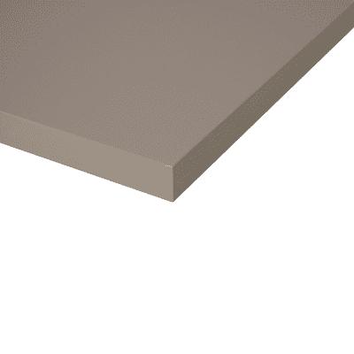 Piano cucina su misura Fenix NTM Ottawa marrone 4 cm
