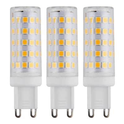 Lampadina LED G9 lineare bianco 6W = 630LM (equiv 50W) 360°
