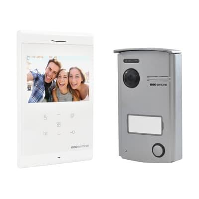 Videocitofono wireless a parete SCS SENTINEL